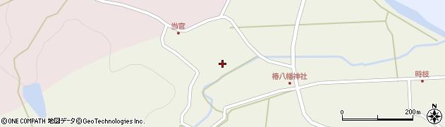 大分県国東市武蔵町三井寺周辺の地図