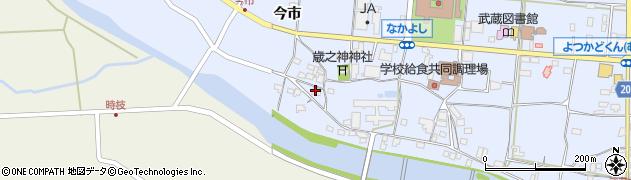 大分県国東市武蔵町古市764周辺の地図