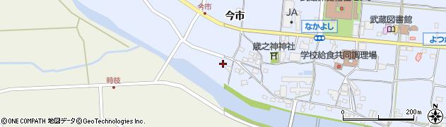 大分県国東市武蔵町古市785周辺の地図