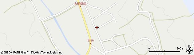 大分県国東市安岐町朝来2918周辺の地図