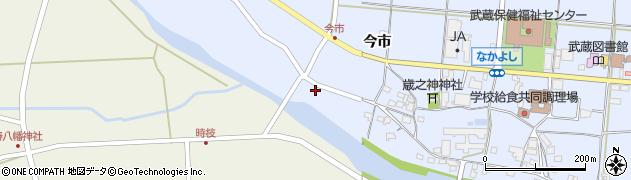 大分県国東市武蔵町古市801周辺の地図