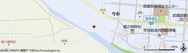 大分県国東市武蔵町古市818周辺の地図
