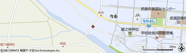 大分県国東市武蔵町古市815周辺の地図