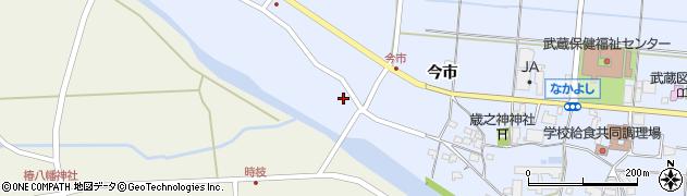 大分県国東市武蔵町古市824周辺の地図