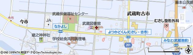 大分県国東市武蔵町古市1138周辺の地図