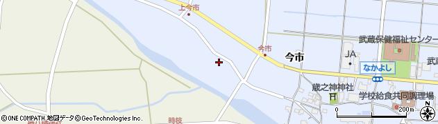 大分県国東市武蔵町古市834周辺の地図