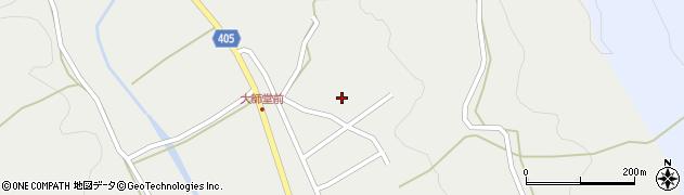 大分県国東市安岐町朝来3575周辺の地図