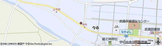 大分県国東市武蔵町古市1033周辺の地図