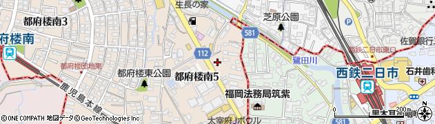 住友林業株式会社 南店周辺の地図