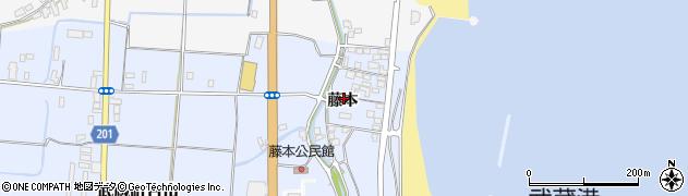 大分県国東市武蔵町古市379周辺の地図