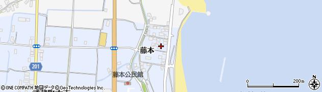 大分県国東市武蔵町古市338周辺の地図