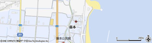 大分県国東市武蔵町古市366周辺の地図