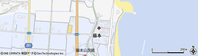 大分県国東市武蔵町古市367周辺の地図