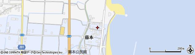 大分県国東市武蔵町古市363周辺の地図