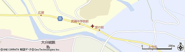 大分県国東市武蔵町成吉799周辺の地図