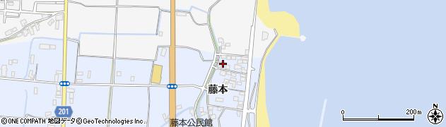 大分県国東市武蔵町古市361周辺の地図