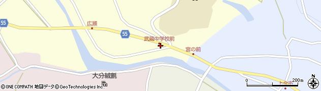 大分県国東市武蔵町成吉789周辺の地図