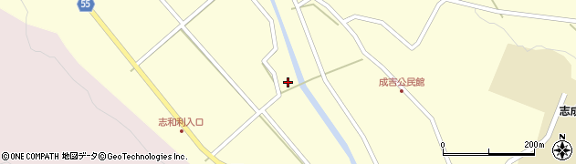 大分県国東市武蔵町成吉83周辺の地図