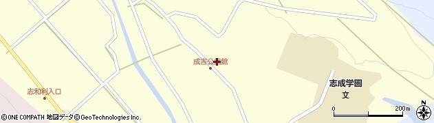 大分県国東市武蔵町成吉704周辺の地図