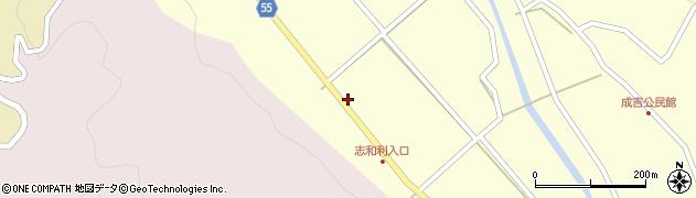 大分県国東市武蔵町成吉512周辺の地図