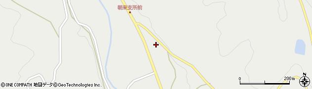大分県国東市安岐町朝来3145周辺の地図