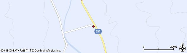 大分県国東市安岐町糸永2393周辺の地図