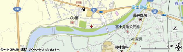 高知県高岡郡佐川町丙3635周辺の地図