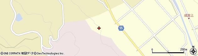 大分県国東市武蔵町成吉257周辺の地図