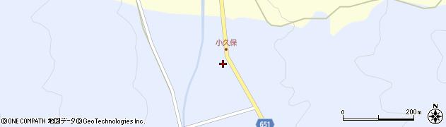 大分県国東市安岐町糸永2332周辺の地図