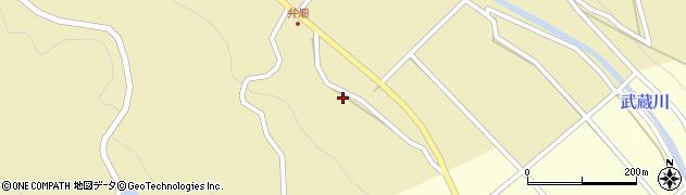 大分県国東市武蔵町手野1984周辺の地図