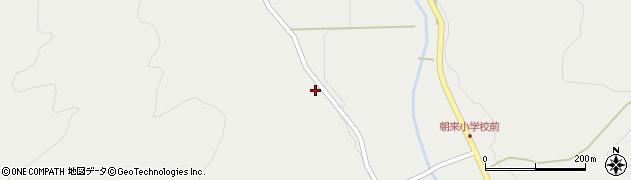大分県国東市安岐町朝来1367周辺の地図