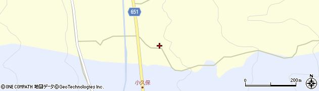 大分県国東市安岐町富清983周辺の地図