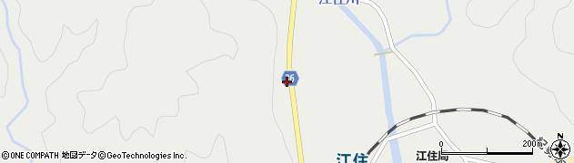 和歌山県すさみ町(西牟婁郡)江住周辺の地図