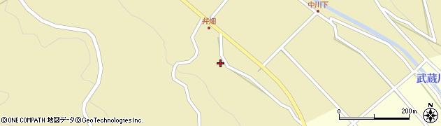 大分県国東市武蔵町手野1977周辺の地図