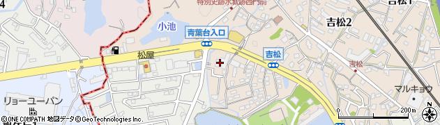 ユウベル積善社株式会社 筑紫斎場周辺の地図