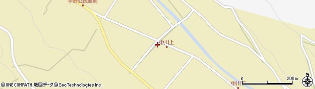 大分県国東市武蔵町手野604周辺の地図