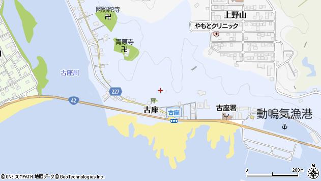 〒649-4115 和歌山県東牟婁郡串本町古座の地図