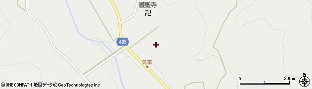 大分県国東市安岐町朝来277周辺の地図