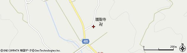 大分県国東市安岐町朝来592周辺の地図