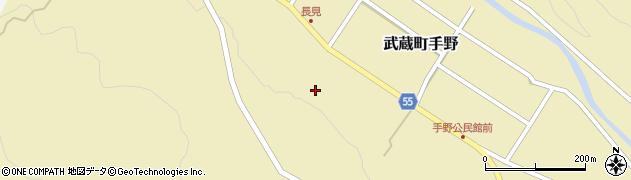 大分県国東市武蔵町手野774周辺の地図
