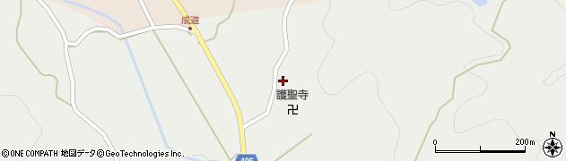 大分県国東市安岐町朝来373周辺の地図