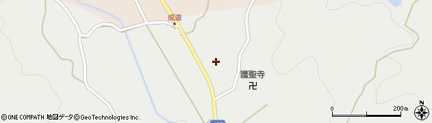 大分県国東市安岐町朝来605周辺の地図