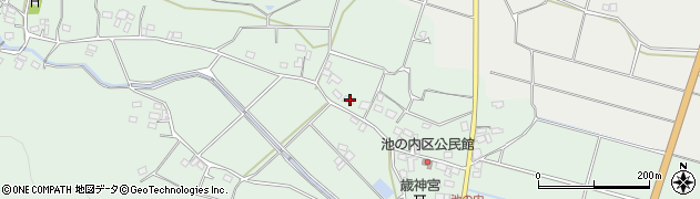 大分県国東市武蔵町池ノ内355周辺の地図
