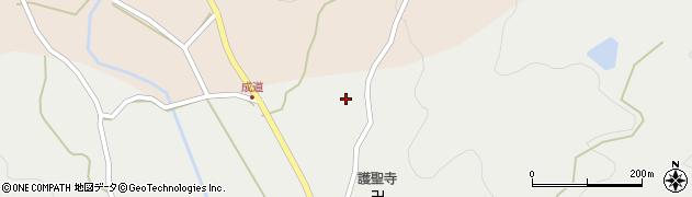 大分県国東市安岐町朝来619周辺の地図