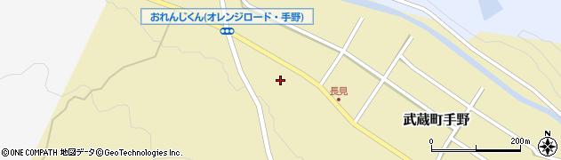 大分県国東市武蔵町手野1399周辺の地図