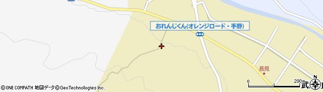 大分県国東市武蔵町手野1198周辺の地図