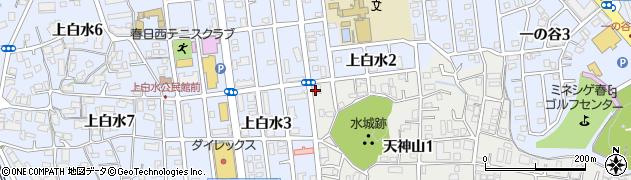宣明寺周辺の地図