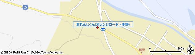 大分県国東市武蔵町手野1146周辺の地図