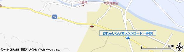 大分県国東市武蔵町吉広68周辺の地図
