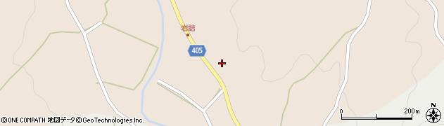 大分県国東市安岐町明治3251周辺の地図